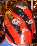 Red Machine 99B leather mask